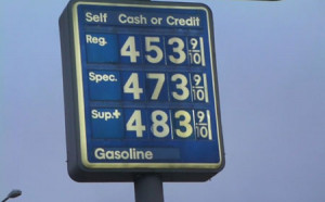 oil and gas prices are insanely high :