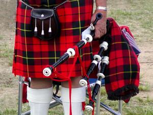 Was trägt ein Schotten unterm Kilt?