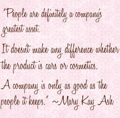 mary kay ash skin care quotes business women stay inspiration kay ...