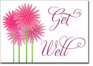 Get Well Quotes are a wonderful way to show your loved one how much ...