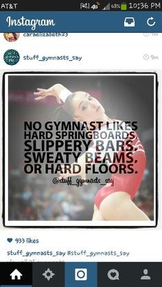 Gymnastics quotes More