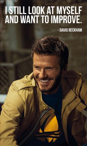 David Beckham – Inspirational Soccer Icon