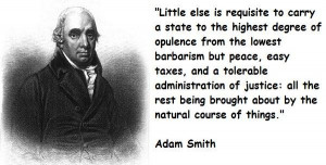 Adam smith famous quotes 4