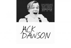 Character Quotes| Jack Dawson