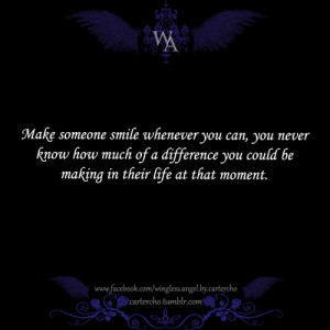 You Can Make A Difference Quotes
