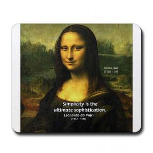 Mona Lisa Quotes