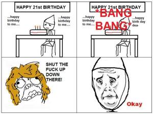 21st Birthday Funny Quotes ~ Happy 21st Birthday Funny | quotes.
