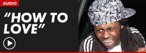 Lil Wayne SUED -- 'How to Love' Beat Is STOLEN