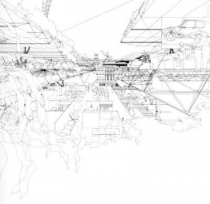Norman Foster, Dibujos 1958-2008