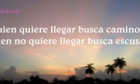 Spanish Quotes About Life...