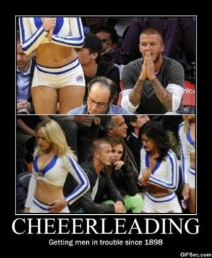 Funny Quotes For Cheerleaders