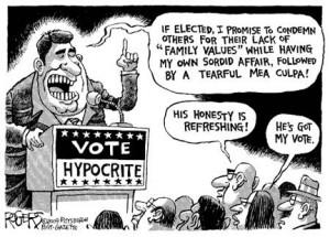 More GOP Hypocrisy