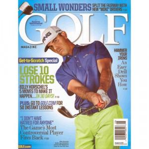 Golf August 2015 Billy Horschel