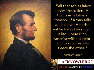 lincoln stood firm on his convictions that all men are