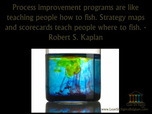 Operational excellence quote Lean Six Sigma Belgium_3
