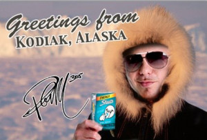 ... Wish Came True And Pitbull Got Shipped Off To A Walmart In Alaska