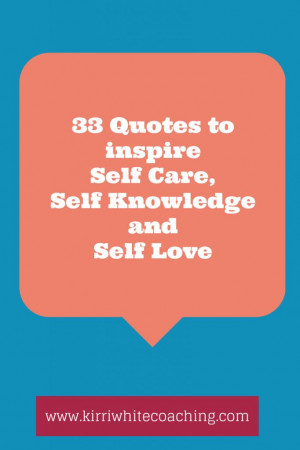 ... 682x1024 33 quotes to inspire self care, self knowledge and self love