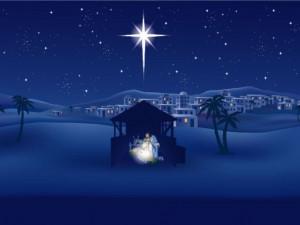 The Birth Of Jesus..