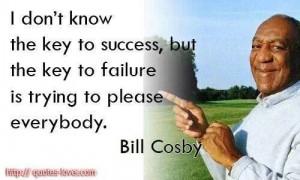 Quote-Bill Cosby