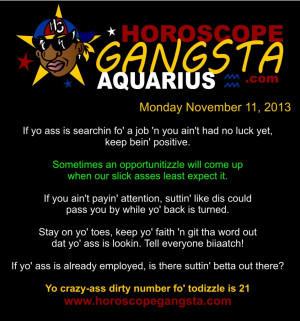 Aquarius Love Horoscope Gallery