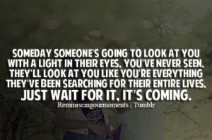 cute, love, quote, relationships, someday
