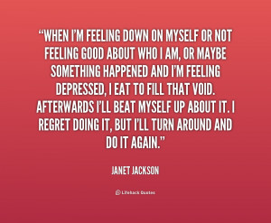 Quotes About Feeling Down