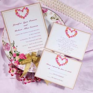 wedding invitations INC075