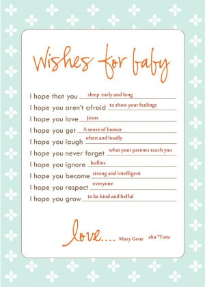 Congratulations Baby Girl Quotes Collection of new baby wishes,