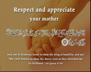 Respect Your Mother Quotes Image Search Results Picture