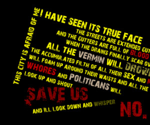 watchmen quotes text only HD Wallpaper of Movies & TV