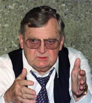 Ex-Secretary of State Lawrence Eagleburger dies