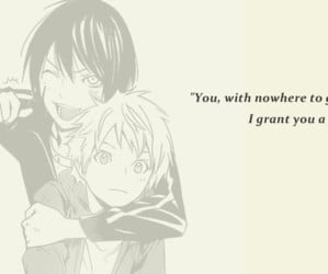Noragami Quotes