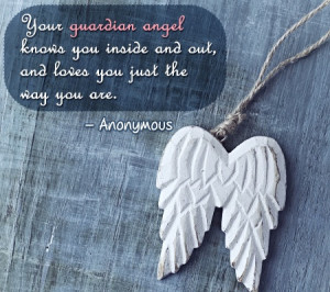 guardian angel quote