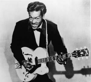 Happy 86th birthday, Chuck Berry!
