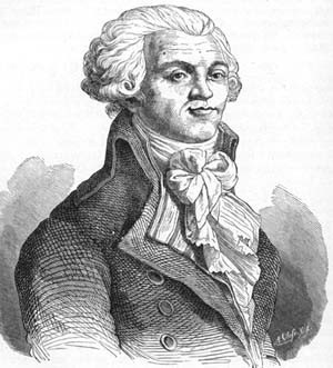 Photos of Maximilien Robespierre
