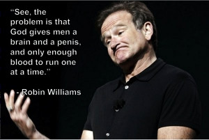 robin williams funny quote