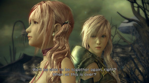 Final Fantasy XIII-2 as release approaches here's some screenshots and ...