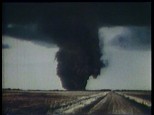 SD Storm / Catastrophe / USA / 1940-1979 – Stock Video # 290-130-848