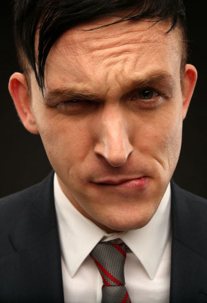 My fav character on Gotham - Oswald Cobblepot (Robin Lord Taylor) he's ...