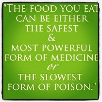 Nutrition quote
