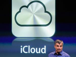 eddie cue iCloud