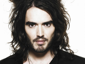 am very brand conscious, so I take my Russell Brand very serious.