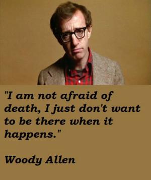 35+ Woody Allen Favorite Quotes