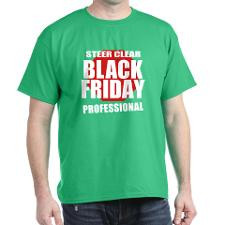 Black Friday Professional Dark T-Shirt for