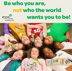 Girl Scouts builds girls of courage, confidence and character – who ...