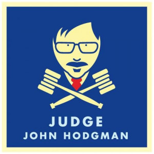 Judge John Hodgman // Hilarious podcast. Listened to this the entire ...
