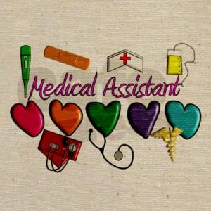 Medical Assistant Tote Bag...