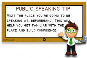 Fear Of Public Speaking Quotes Public speaking