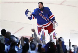 Henrik Lundqvist has been the biggest reason for the New York Rangers ...
