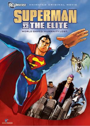 Título original : Superman vs the Elite. EE.UU. (2012) Color.